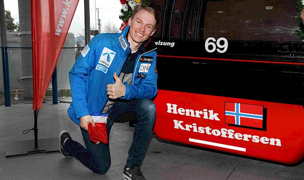 A Big Day for Henrik Kristoffersen